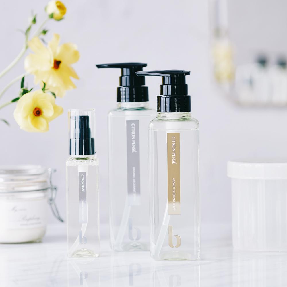 化粧品容器 (BELL)