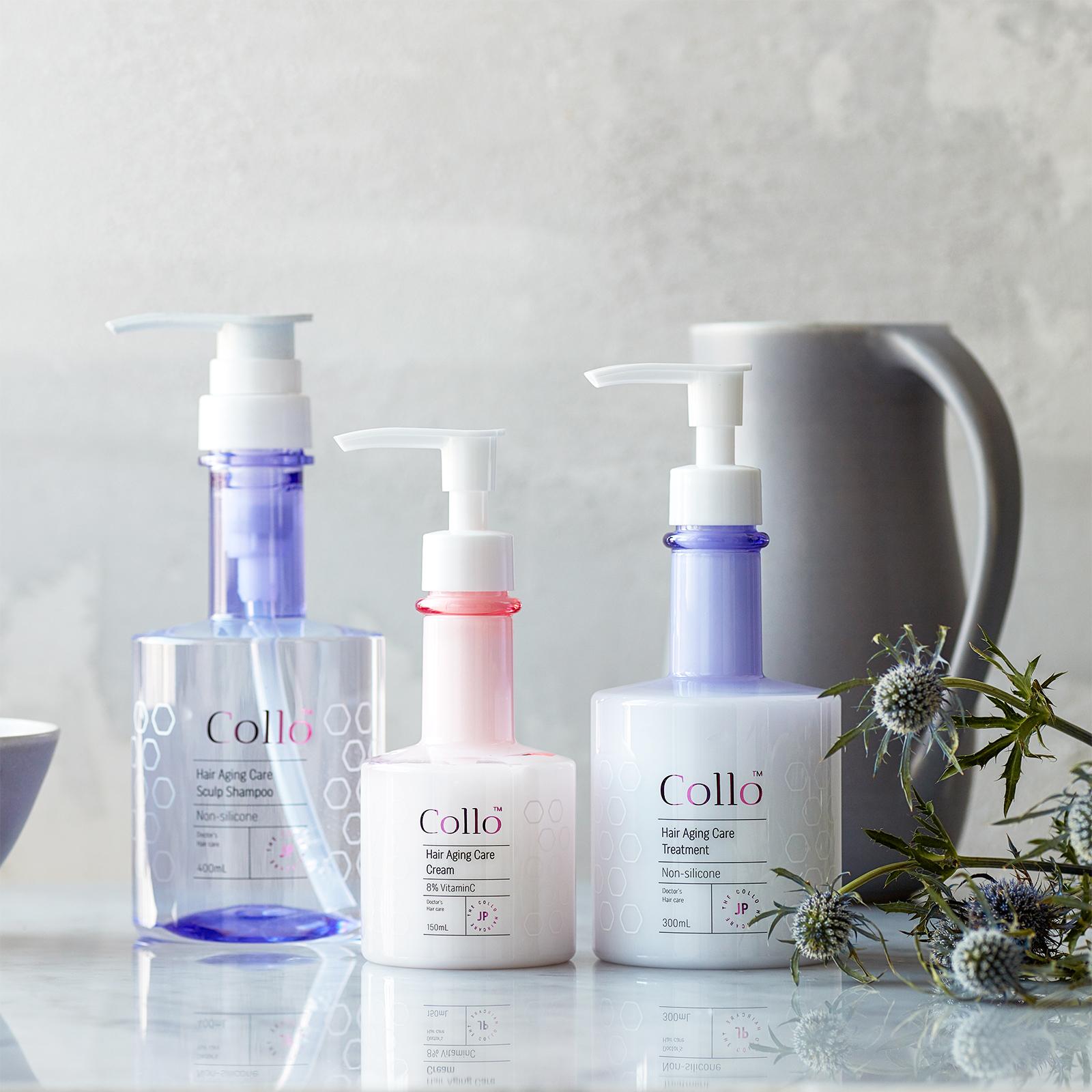 化粧品容器 (COLLO)