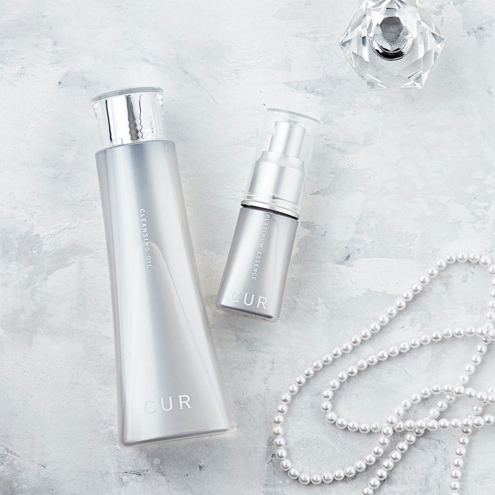 化粧品容器 (CUR)